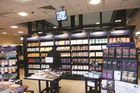 Waterstones sales were boosted by Super Thursday