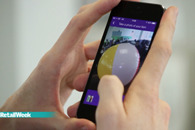 Luke Tugby puts the Doddle Runner app through its paces
