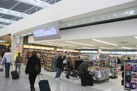 The Government is to review airport retailers' VAT practices