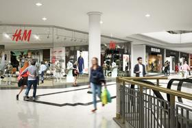 How H&M's new store at Exchange Ilford will look.