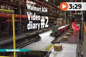 Walmart AGM Video Diary day 2