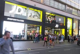 JD Sports, Oxford Street