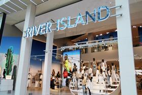 River Island has launched a 'click and don't collect' service with Shutl