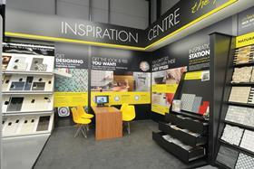 Topps Tiles underwent a store revamp in 2015