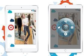 Apps like Pixglass are capitalising on the social shopping by making the most of the chelfie trend