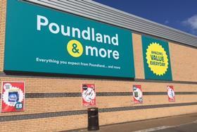 Poundland's new multi-price store