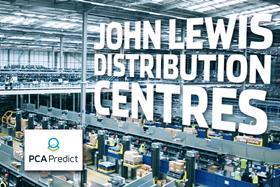 Distribution Centre John Lewis