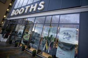 "Booths has reported a 58.6% slump in full-year pre-tax profits following a turn down in sales amid the ""tough retail environment."""