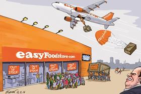 EasyFoodstore Cartoon