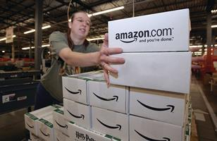 Amazon reports net profits of $214m for the three months to December 31