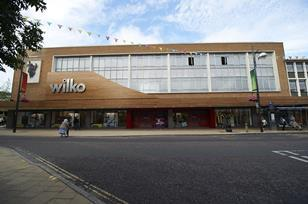 Wilko rebranded from Wilkinson this year