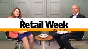 Nicola Harrison and George MacDonald host The Retail Week May 29