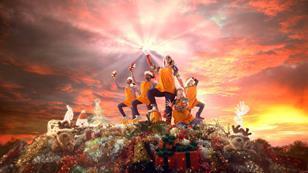 B&Q Christmas Campaign
