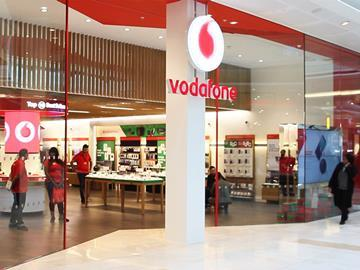 Vodafone white city