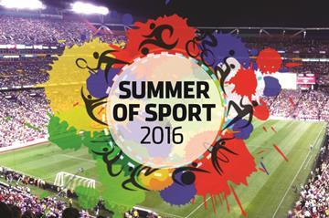 Summer of sport 2016