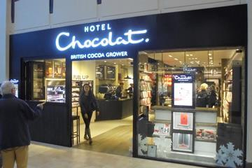 Hotel Chocolat Cambridge 12