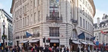 Austin Reed new Regent Street flagship