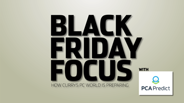 Matthew Chapman discusses how Currys PC World is preparing for Black Friday