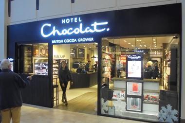 Hotel Chocolat Cambridge 12