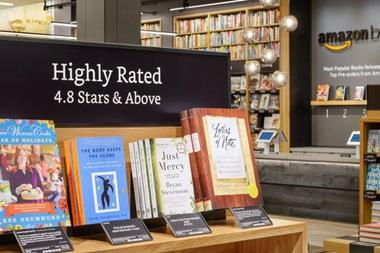 Amazon has opened its first bookshop in Seattle