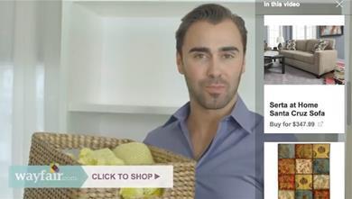 US retailer Wayfair has been trialling the feature