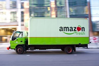 Amazon Fresh is understood to be close to launch in the UK