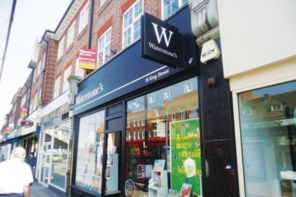 Waterstones restructures as it creates new retail director role