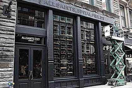 All Saints, New York
