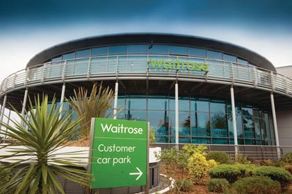 Waitrose Jersey