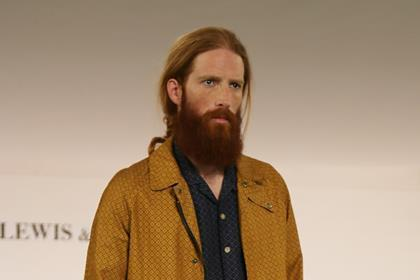 John Lewis has unveiled its spring/summer 2014 menswear collection at London Collection's: Men for the very first time to grow its fashion credentials.