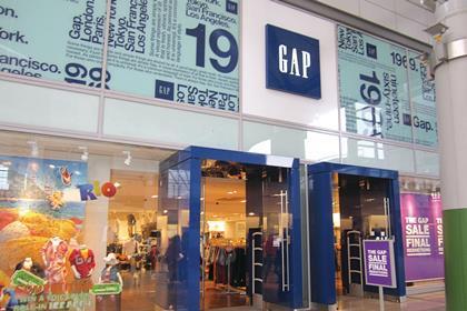 Gap Milton Keynes