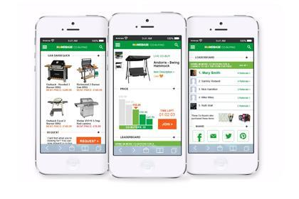 Homebase launches social commerce deal