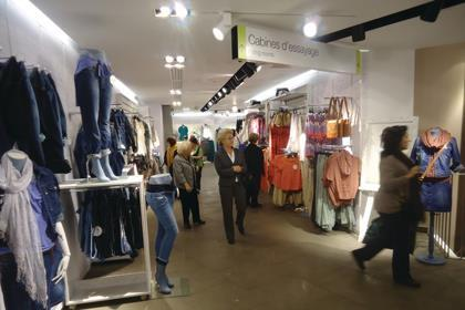 Marks and Spencer, Paris store