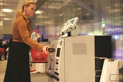 Studies show a near 50:50 split among customers for and against self-checkout