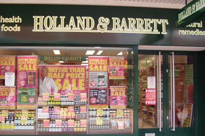 holland and barratt