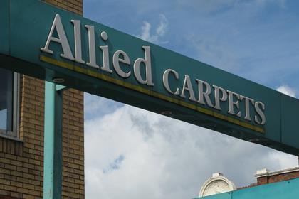 Allied Carpets Holloway 4172