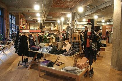 Urban Outfitters, Spitalfields