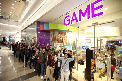Game did well to capitalise on big new releases, such as the new Grand Theft Auto game.