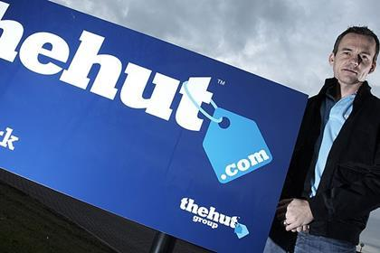 Hut Group chief executive Matthew Moulding